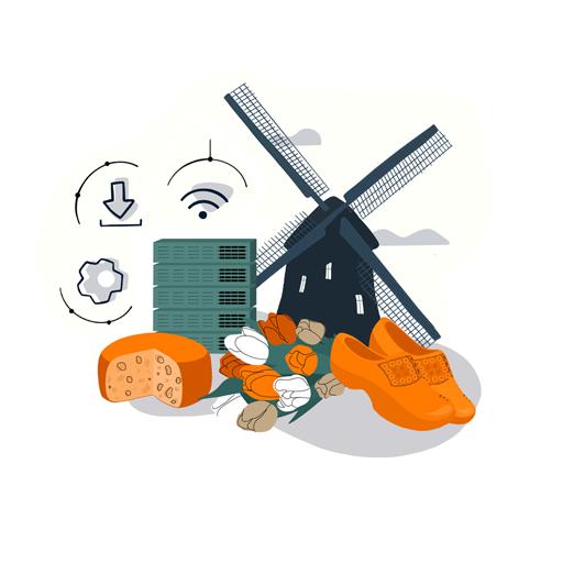 Geheel Nederlands met VPN Nederland