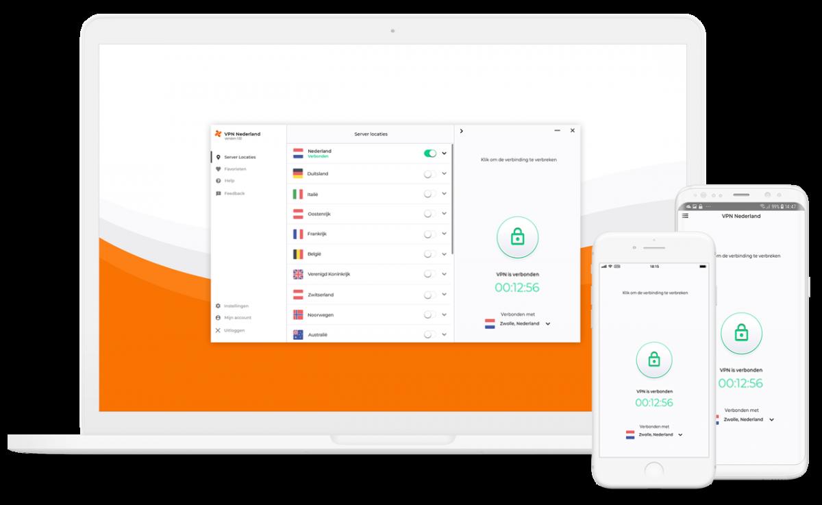Netflix VPN VPN Nederland
